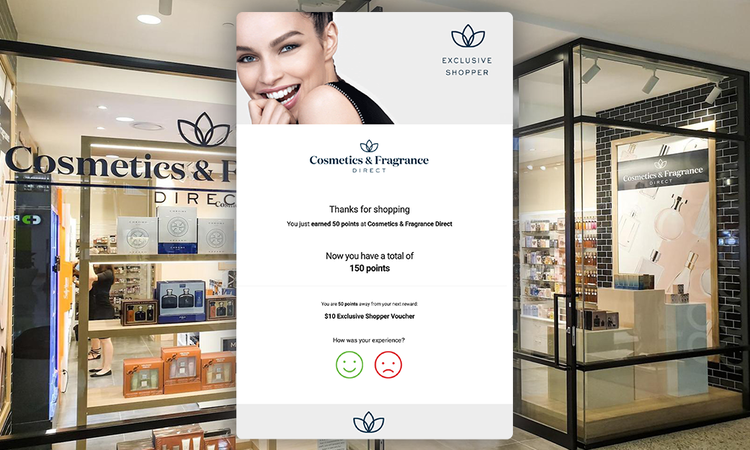 Cosmetics Fragrance Direct uses Marsello to deliver an omnichannel marketing experience.