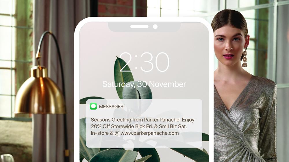 Marsello SMS Success Story – Parker Panache