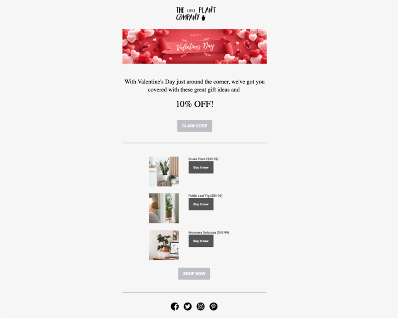 Create Valentine's Day Campaigns Your Customers Love